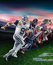 NFL이 세계적인 규모의 리그로 성장하게 된 역사와 요인