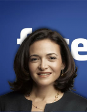 Facebook COO 셰릴 샌드버그의 삶과 커리어패스